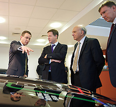 Nick Clegg and Vince Cable 24-9-12