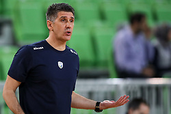 Slobodan Kovac, head coach of Slovenia at exhibition game between Slovenia and Iran, on May 15, 2017 in SRC Stozice, Ljubljana, Slovenia. Photo by Matic Klansek Velej / Sportida
