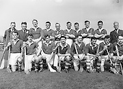 179/2528-2533.Senior Hurling Cork Team.National Hurling League Final.19 April 1953.