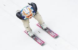 Sara Takanashi of Japan during Normal Hill Individual Competition at FIS World Cup Ski jumping Ladies Ljubno 2012, on February 11, 2012 in Ljubno ob Savinji, Slovenia. (Photo By Vid Ponikvar / Sportida.com)