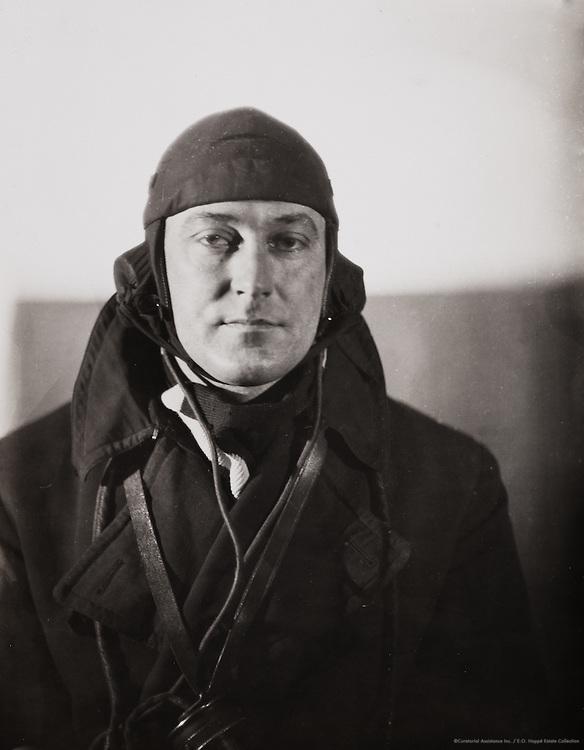 Captain Arthur Sydney Wilcockson, aviation pioneer, England, UK, 1929