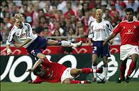 FOTBALL, 10 AUGUST 2004, LISBOA BENFICA - ANDERLECHT, CHAMPIONS LEAGUE PRELIMINARY ROUND 3 FIRST LEG, <br /> WILHELMSSON<br /> PICTURE PHILIPPE CROCHET, DIGITALSPORT