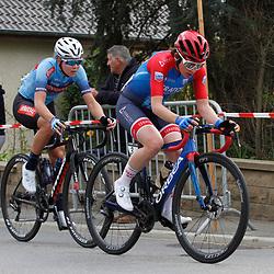01-05-2021: Wielrennen: Elsy Jakobs 2: Luxembourg: Kathrin Hammes: Thalita de Jong