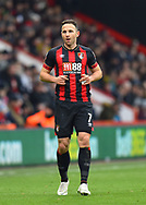 Marc Pugh (7) of AFC Bournemouth during the The FA Cup 3rd round match between Bournemouth and Brighton and Hove Albion at the Vitality Stadium, Bournemouth, England on 5 January 2019.