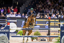 Modolo Zanotelli Marlon, BRA, Diesel GP du Bois Madame<br /> Jumping International de Bordeaux 2020<br /> © Hippo Foto - Dirk Caremans<br />  08/02/2020