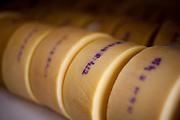 Venda Nova do Imigrante_ES, Brasil...Detalhe de queijos Busato...Detail of Busato cheeses...Foto: LEO DRUMOND / NITRO