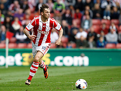 Stoke City's Marko Arnautovic - Photo mandatory by-line: Matt Bunn/JMP - Tel: Mobile: 07966 386802 19/10/2013 - SPORT - FOOTBALL - Britannia Stadium - Stoke-On-Trent - Stoke City V West Brom - Barclays Premier League