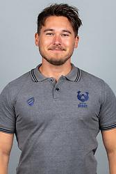 Tom Tainton - Mandatory by-line: Robbie Stephenson/JMP - 01/08/2019 - RUGBY - Clifton Rugby Club - Bristol, England - Bristol Bears Headshots 2019/20