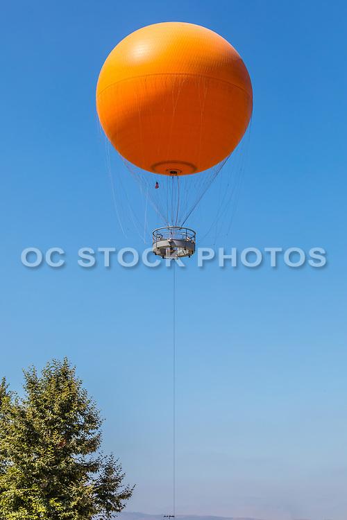 Tethered Balloon at Great Park Irvine