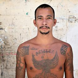 Prison life in Sensuntepeque