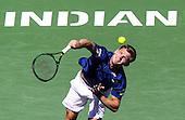 Tennis: BNP Paribas Open 2016 Marin Cilic vs David Goffin