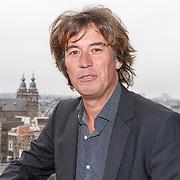 NLD/Amsterdam/20151005 - Boekpresentatie Een schitterend Ongeluk van Inge Ipenburg, Casper van Bohemen
