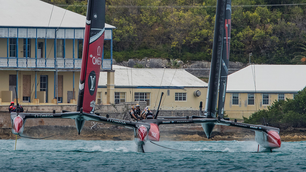 Day  3<br /> 2017 35th America's Cup Bermuda