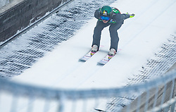 Mikhail Nazarov (RUS) during Day 2 of FIS Ski World Flying Championship Planica 2020, on December 11, 2020 in Planica, Kranjska Gora, Slovenia. Photo by Vid Ponikvar / Sportida