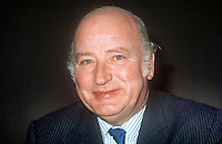 Bob Rolston, aka Robert Rolston, president, N Ireland Chamber of Commerce, March 1975, 197503000208a<br /> <br /> Copyright Image from Victor Patterson, 54 Dorchester Park, <br /> Belfast, UK, BT9 6RJ<br /> <br /> t1: +44 28 9066 1296 (from Rep of Ireland 048 9066 1296)<br /> t2: +44 28 9002 2446 (from Rep of Ireland 048 9002 2446)<br /> m: +44 7802 353836<br /> <br /> e1: victorpatterson@me.com<br /> e2: victorpatterson@gmail.com<br /> <br /> www.victorpatterson.com<br /> <br /> Please see my Terms and Conditions of Use at www.victorpatterson.com. It is IMPORTANT that you familiarise yourself with them.<br /> <br /> Images used on the Internet must be visibly watermarked i.e. © Victor Patterson within the body of the image and copyright metadata must not be deleted. Images used on the Internet have a size restriction of 4kbs and will be chargeable at current NUJ rates unless agreed otherwise.<br /> <br /> This image is only available for the use of the download recipient i.e. television station, newspaper, magazine, book publisher, etc, and must not be passed on to any third party. It is also downloaded on condition that each and every usage is notified within 7 days to victorpatterson@me.com<br /> <br /> The right of Victor Patterson to be identified as the author is asserted in accordance with The Copyright Designs And Patents Act (1988).