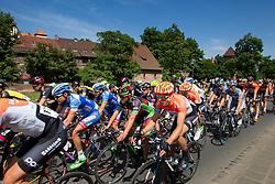 Radsport: 36. Bayern Rundfahrt 2015 / 5. Etappe, Hassfurt - Nuernberg, 17.05.2015<br /> Cycling: 36th Tour of Bavaria 2015 / Stage 5, <br /> Hassfurt - Nuernberg, 17.05.2015<br /> Ziel - Arrival,  Impressionen