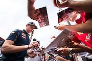 May 25-29, 2016: Monaco Grand Prix. Max Verstappen, Red Bull
