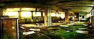 Pripyat, en by tæt på et værk