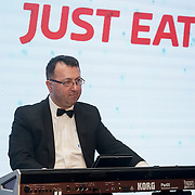Musicians preforms at the 5th British Kebab Awards at Park Plaza Westminster ,London,UK. by See Li