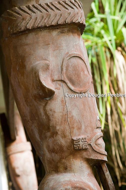 Tiki, Community Museum of Ua Huka, Marquesas Islands, French Polynesia<br />