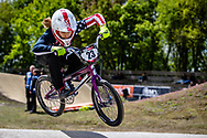#23 (STANCIL Felicia) USA at Round 4 of the 2019 UCI BMX Supercross World Cup in Papendal, The Netherlands
