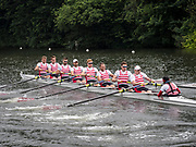 Henley Royal Regatta, Henley on Thames, Oxfordshire, 28 June - 2 July 2017.  Wednesday  09:36:08   28/06/2017  [Mandatory Credit/Intersport Images]<br /> <br /> Rowing, Henley Reach, Henley Royal Regatta.<br /> <br /> The Thames Challenge Cup<br />  Kingston Rowing Club