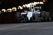 May 25, 2014: Monaco Grand Prix: Felipe Massa (BRA), Williams-Mercedes