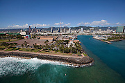 Kewalo Basin, Honolulu, Oahu