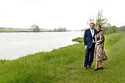 Wellerlooi, 27-05-2021, Nationaal Park De Maasduinen<br /> <br /> Koning Willem Alexander en Koningin Maxima tijdens een streekbezoek aan Noord-Limburg. Het Koninklijk Paar bezoekt de gemeenten Venlo, Bergen en Venray. Het streekbezoek staat in het teken van positieve gezondheid. Tevens komt de invloed van corona op de streek gedurende het afgelopen jaar ter sprake.<br /> <br /> Op de foto: Nationaal Park De Maasduinen<br /> <br /> King Willem Alexander and Queen Maxima during a regional visit to North Limburg. The Royal Couple visits the municipalities of Venlo, Bergen and Venray. The regional visit is all about positive health. The influence of corona on the region during the past year is also discussed.