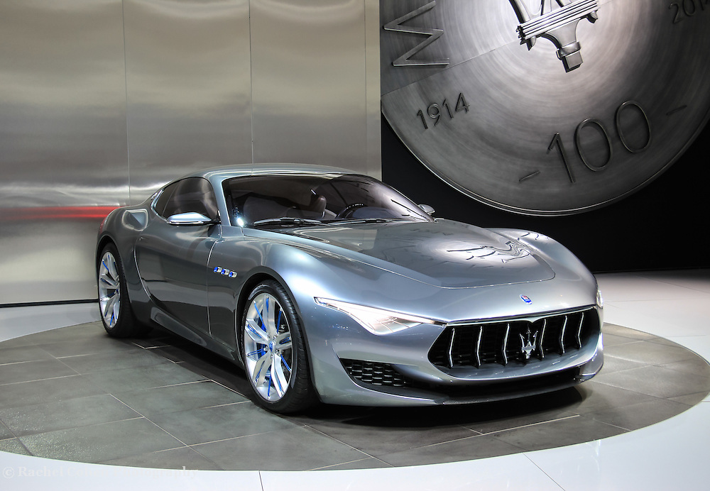 """Maserati Alfieri Reflections"" 2<br /> <br /> The beautiful Maserati Alfieri!"