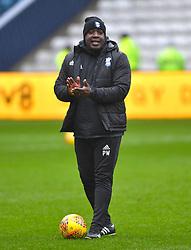 Birmingham City Assistant First Team Coach Paul Williams