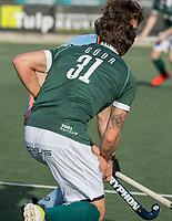 WASSENAAR - Timo Goor (Rotterdam) tijdens de hoofdklasse competitiewedstrijd heren, HGC-HC ROTTERDAM (0-7) .     COPYRIGHT  KOEN SUYK