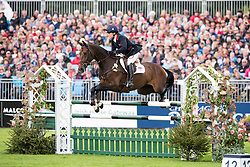 Funnell Pippa, (GBR), Sandman<br /> Longines FEI European Eventing Chamionship 2015 <br /> Blair Castle<br /> © Hippo Foto - Jon Stroud