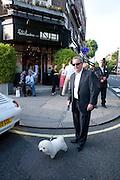 MICHAEL LENORA; ELLIOT , Pimlico Road party. 22 June 2010. -DO NOT ARCHIVE-© Copyright Photograph by Dafydd Jones. 248 Clapham Rd. London SW9 0PZ. Tel 0207 820 0771. www.dafjones.com.