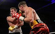 "Boxen: x-mas Boxing, Hamburg, 22.12.2017<br /> Schwergewicht: Alexander ""Sascha"" Dimitrenko (GER) - Miljan Rovcanin (SRB)<br /> © Torsten Helmke"