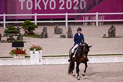 Merkulova Inessa, RUS, Mister X, 161<br /> Olympic Games Tokyo 2021<br /> © Hippo Foto - Stefan Lafrentz<br /> 24/07/2021