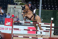 Whitaker William, GBR, Fento Chin S<br /> CSI5* Jumping<br /> Royal Windsor Horse Show<br /> © Hippo Foto - Jon Stroud