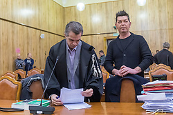 ALESSANDRO COLOMBANI<br /> UDIENZA PROCESSO IGOR VACLAVIC NORBERT FEHER A FERRARA