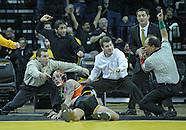 NCAA Wrestling - Oklahoma State v Iowa - January 7, 2012