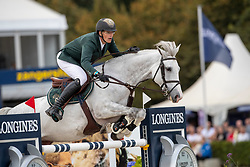 Lahde Harm, GER, Just A Dream<br /> CHIO Aachen 2021<br /> © Hippo Foto - Sharon Vandeput<br /> 26/09/21