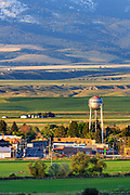 Spring in Townsend, Montana.