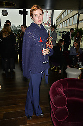 PAULA GOLDSTEIN DI PRINCIPE at the mothers2mothers World AIDS Day VIP Lunch with Next Management & THE OUTNET.COM held at Mondrian London, 19 Upper Ground, London on 1st December 2014.