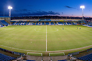 General view (GV) inside the Priestfield Stadium before the EFL Sky Bet League 1 match between Gillingham and Bristol Rovers at the MEMS Priestfield Stadium, Gillingham, England on 12 March 2019.