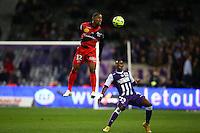 Claudio Beauvue - 20.12.2014 - Toulouse / Guingamp - 19eme journee de Ligue 1 <br />Photo : Manuel Blondeau / Icon Sport