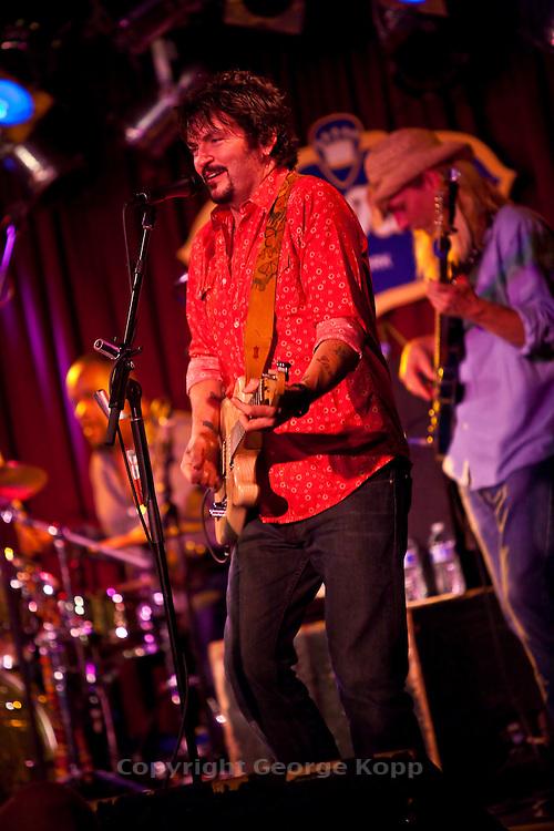 Mike Zito with Royal Southern Brotherhood Band