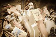 Italian liqueur and grappa, Corniglia, Cinque Terre, Liguria, Italy