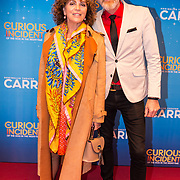 NLD/Amsterdam/20170921 - The Curious Incident - of the dog in the night-time, Henriette Tol en partner Rob Snoek