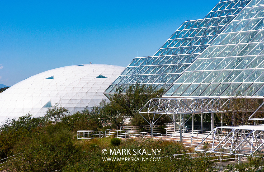 Biosphere 2 is an American Earth system science research facility located in Oracle, Arizona.