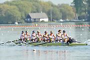 Caversham. United Kingdom; GBR W8+..Bow, Ro BRADBURY, Louisa REEVE, Natasha PAGE.Victoria THORNLEY, Jessica EDDIE, Mel WILSON.Olivia WHITLAM, stroke, Alison KNOWLES and Cox, Caroline O'CONNER..Team GBR Rowing, 2010 World Championship Team Announcement at the GB rowing Training Base. Nr Reading Berks on Tuesday,  21/09/2010[Mandatory Credit Peter Spurrier/ Intersport Images],