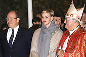 Princess Charlene sets boat on Fire